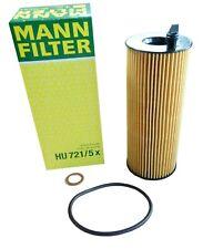 Original MANN Ölfilter HU721/5x für BMW & Alpina