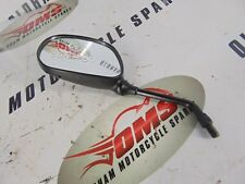 Honda cb 400 1994 super four left hand side rear view wing mirror