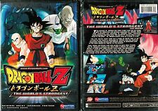 Dragon Ball Z Movie Worlds Strongest New Anime DVD Funimation Release