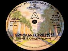 "GEORGE BENSON - GONNA LOVE YOU MORE  7"" VINYL"