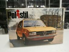 Articoli di modellismo statico Politoys Alfa Romeo