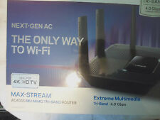 LINKSYS EA9300 AC4000 MAX-STREAM Smart WiFi TRI-BAND Gigabit Router *MU MIMO*