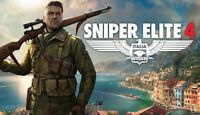 Sniper Elite 4 Steam Game Key (PC) --- Region Free ---