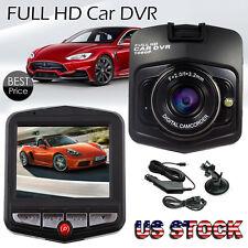 "2.4"" Full HD 1080P Car DVR Camera Video Recorder Dash Cam G-sensor Night Vision"