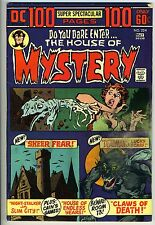 HOUSE OF MYSTERY #224 - 100 pages - Adams - Spectre - Wrightson