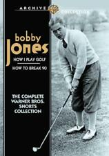 BOBBY JONES: THE COMPLETE WARNER BROS. SHORTS COLLECTION NEW DVD