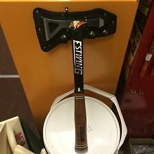 Estwing Tomahawk Axe - Black Finish, Leather Grip - ETA