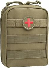 First Aid Tactical Medical Bag Molle EMT Outdoor Emergency Survival Pouch Kit