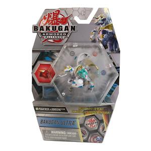Bakugan PEGATRIX X GOREENE Ultra Armored Alliance Haos Fusion White