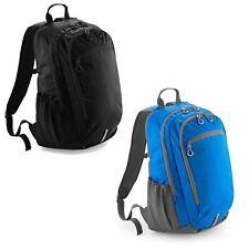 Quadra Endeavour Backpack QD550 Zaino Laptop Riflettente Imbottito Mare 25 Litri