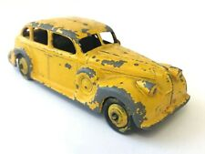 Dinky Buick Viceroy 39d Yellow, Hubs Repainted