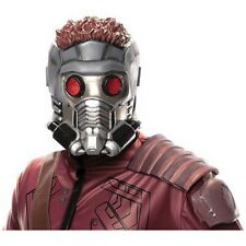 Star-Lord Costume Mask Adult Guardians of The Galaxy Halloween Fancy Dress