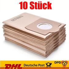 10x Staubsaugerbeutel Papiersäcke 6.959-130.0 Für Kärcher Staubsauger MV 3 WD3