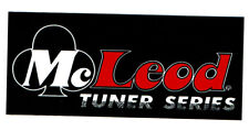 "MCLEOD Sticker Decal 4"" x 1.75"" ... Tuners Series"