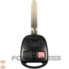 New 2003 -2007 Toyota Land Cruiser FJ Cruiser 3 Button Remote Key