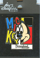 """DLR Colorful Character """"Mickey Mouse"""" Pin MOC!"""