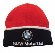 HAT BSB Buildbase BMW Motorrad British Superbikes Team Bike NEW! Ski Hat Beanie