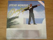 "Stevie Wonder –  Overjoyed   Vinyl 12"" 45RPM UK 1985 Funk Soul   MOTOWN ZT 40568"