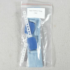 Dental Neck Safety Strap Orthodontic High Pull Strap Headgear Blue