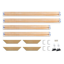 DIY Wooden Bar Frame For Canvas Painting Art Stretcher Strip Gallery Wrapped 5C