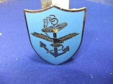 vtg badge air force navy eagle anchor cap uniform canadian ? military naval