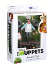 The Muppets Swedish Chef Action Figure Set Diamond Select Toys Best of Series 2