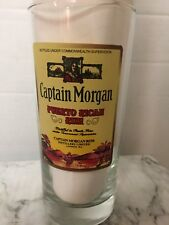Captain Morgan Puerto Rican Rum Drinking Pint Glass