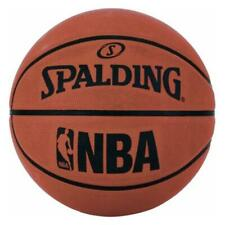 Spalding NBA Large Logo Tan (CSA1) Fantastic Home/Garden Top Quality Basketball