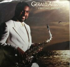 Jazz Picture Sleeve Promo 45 Gerald Albright - Feeling Inside / O