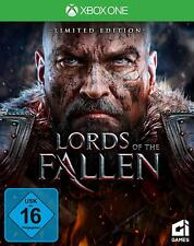 Xbox One Spiel Lords of the Fallen - Limited Edition + 2 DLC´s & Soundtrack NEU