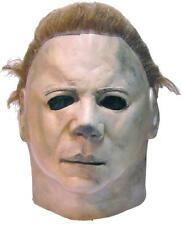 Michael Myers Latex Collectors Mask - Mens Halloween 2 Horror Film Movie H2 Tots