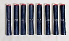 Lot of 8 MUA Makeup Academy Extreme Shimmer Lipstick # 288 Rose Gold NEW Sealed