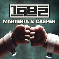 MARTERIA & CASPER  1982 ( Digipak)  CD  NEU & OVP