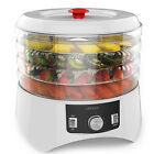 COOKS CLUB ELECTRIC FOOD DEHYDRATOR WITH TIMER PLUS 2 FAN SETTINGS
