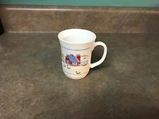 Arcopal France Red Barn Farm Scene Coffee Mug Cup