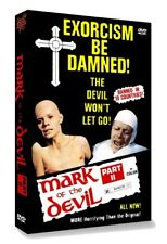 MARK OF THE DEVIL PART 2  DVD