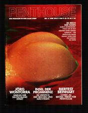 PENTHOUSE Nr. 6 1993  Jörg Wontorra, Stephanie McQueen, Lauren Scott