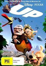 Disney-PIXAR UP DVD EDWARD ASNER ***