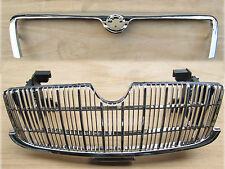 MERCURY GRAND MARQUIS 1995-97  CHROME GRILLE and UPPER MOLDING ASSY FO1200339