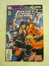 August 2011 DC Comics Justice League Of America #58  <VF/NM> (JB-13)