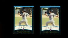 2001 BOWMAN #264 ALBERT PUJOLS RC LOT OF 2 B236126