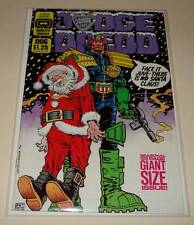 JUDGE DREDD # 6 Quality Comic   March 1987  VFN