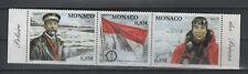 MONACO - Bande n° 2652 à  2654 - timbres neufs ** sans charnière - MNH