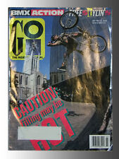 GO Magazine Jul. 1991 BMX Action & Freestyling, Rampage Road Trip, Bully Bike Ad