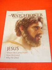 The Watchtower April Religion & Spirituality Magazines