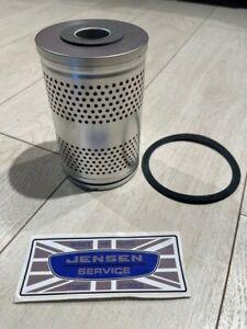 JENSEN INTERCEPTOR MK 1, EARLY MK 2, FF & C-V8 OIL FILTER # CT5002