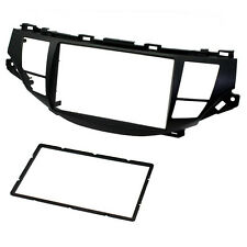CT23HD17 Honda Crosstour 2010-16 Double Din Car Fascia Panel Trim