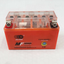 YTX7A-BS Battery for Kawasaki EX250 Ninja 250R Kymco People S 50/125/150 Super 8