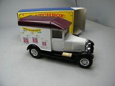 Matchbox MoY C2 Y47 Morris 12th MICA Aldershot aus M3 Set sehr selten OVP K13