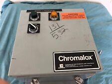 Chromalox Instruments and controls heater precipitator 8669-00104 450V 25A